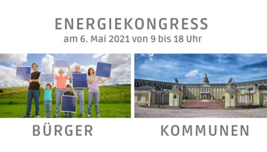 energie.geladen Kongress am 06.Mai 2021